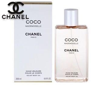 🆕Coco Mademoiselle Chanel Velvet Body Oil
